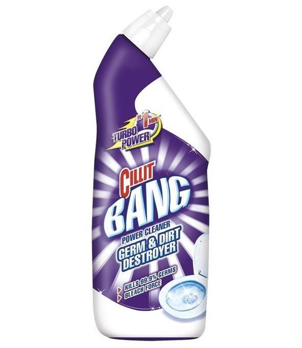 Żel do WC Cillit Bang 750 ml