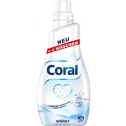 NiemieckaChemia - Płyn do prania Coral Optimal White 1,2l