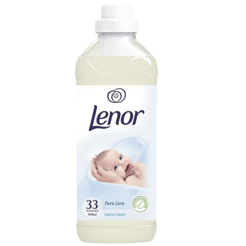 Płyn do płukania Lenor Pure Care 990ml