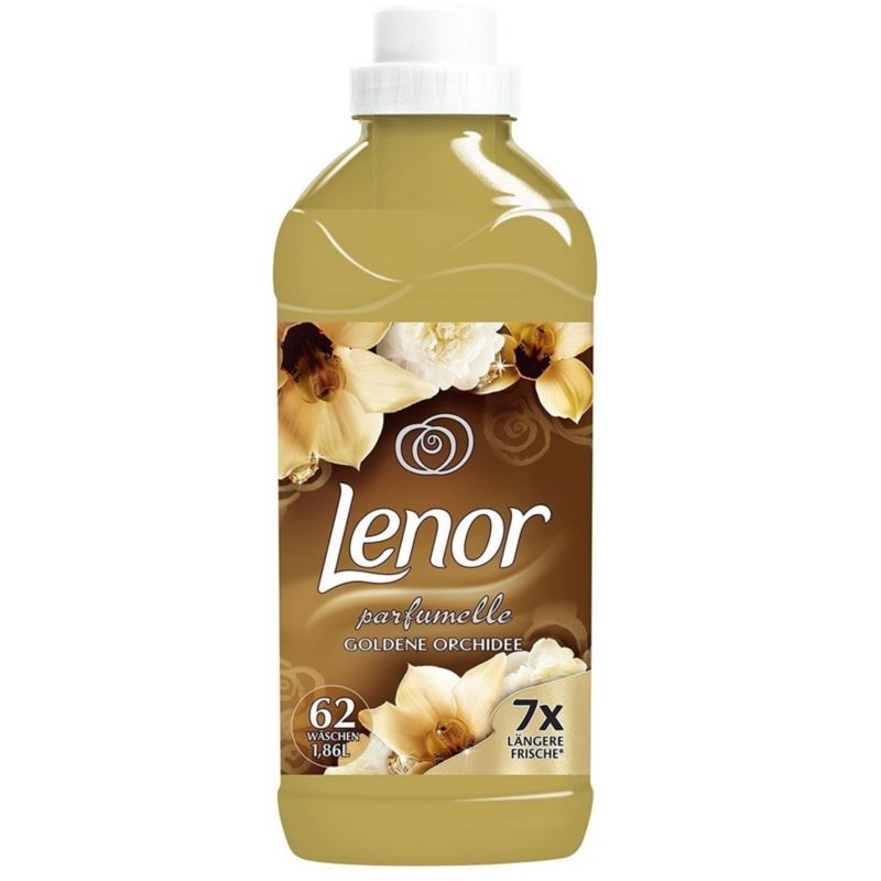 Płyn do płukania Lenor Goldene Orchidee 1,86l