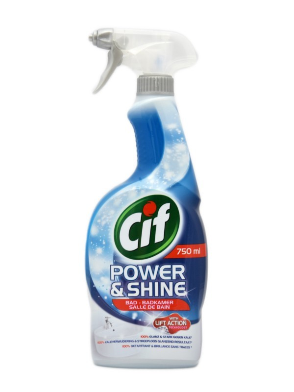 Cif Power & Shine Bad to spray do łazienek