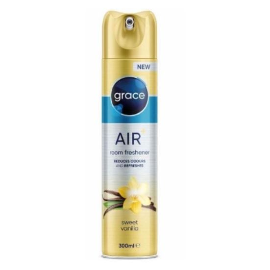 Grace Air odświeżacz 300ml Sweet Vanilla