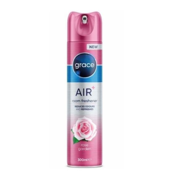 Grace Air odświeżacz 300ml Rose Garden